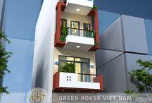 small house entrance
