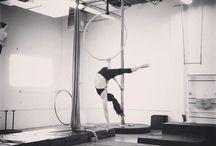ariel hoop