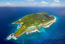 Wedding on a private islands :: Slub na prywatnej wyspie / Once you thought about it, you simply can't resist it. Going on this exquisite, exotic, distant and deserted island and get married there. Wait.. let's stay for a honeymoon too! Get inspired with these places and enjoy.
