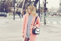 bloggers fashion/ hairspiration