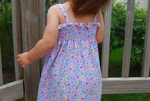 shirred dresses