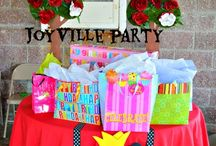 Savannah's 8th bday party / by Leticia Breault