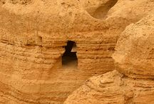 Dead Sea Scrolls / The ancient scrolls found in Israe