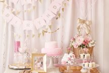 Kids Parties / Ideas for DIY low budget home parties for kids  / by Sarah Reynolds