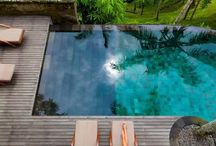 Exteriors I like / Garden, pools and other natural beauties