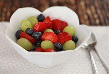 Fruit Recipes / Recipes for fruit