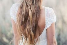 Long Wedding Hairstyles / Our favourite Wedding Hairstyles For Long Hair!