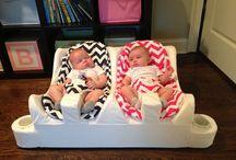 baby ideas/ twin stuff