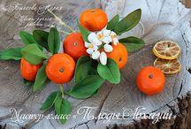 мандарин из Фома