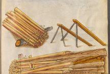 hakownice piszczele broń czarnoprochowa