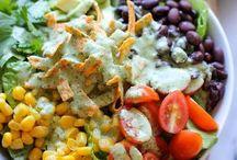 Salads / by Madeleine Mulanix
