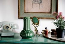 Design and Decor / Finding unique and interesting ways to display ceramics can be its own challenge. Here are some pieces of inspiration.