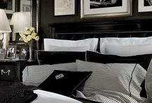 Decorating | Black and White