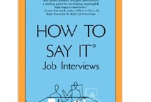 Career/Job/Interviews / by Maria Peterson
