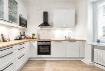 Keittiöt Kitchen ideas