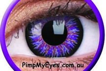 COLOURVUE GLAMOUR COLOUR CONTACT LENSES / The Glamour Contacts, like all our lenses, are made from Hydrogel, a special material that is used on the latest generations of eyewear. This allows the contacts to be extremely durable and, above all, extremely comfortable to wear over longer eriods of time. They are high quality products shipped at a low price, so no wonder optometrists throughout Australia are using and recommending them.