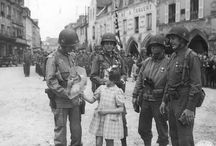 carentan / liberation of Carentan, June 1944