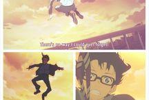 shigatsu wa kimi no uso / your lie in April / Anime