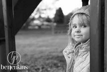 Portraits on location / Portrait photography on location out and about