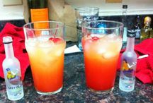 drink,drank,drunk! / To make and drink with the ones i love, CHEERS!!