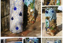 garden mosaik