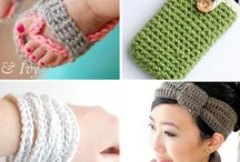 Crochet stitches and ideas