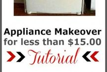 Appliance makeover