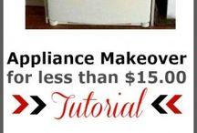 Appliance makeover