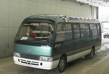 Toyota Coaster 1995 Green - Get The Coaster at negotiable prices. / Refer:Ninki26506 Make:Toyota Model:Coaster Year:1995 Displacement:41600 CC Steering:RHD Transmission:AT Color:Green FOB Price:16,000 USD Fuel:Diesel Seats  Exterior Color:Green Interior Color:Gray Mileage:348,000 KM Chasis NO:HDB51-0003344 Drive type  Car type:Wagons and Coaches