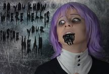Crona / About Cosplay  Chrona is a character from anime Soul Eater. ♥ | Insanity / Depressions / Feels | ♥