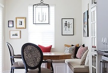 {dining rooms} / by Page Stokes