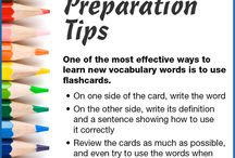 Test Preparation Tips / We post test prep tips for English language learners on our Facebook page. We'll move them over here to keep them all in one place. Check back every week or so for more tips.
