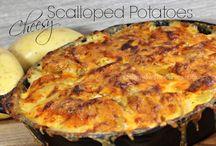 Recepten: Aardappel/Potatoes