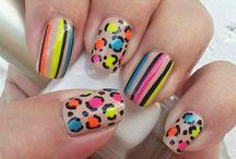 CrossBoneBeauty - Nails / by Mandy Bain
