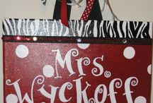 Classroom Decorations / by Jennifer Oyler