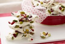 Candy bark recipes / by kimberly mcclung