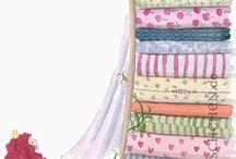 Eigene Arbeiten: Märchen / Das Jahr 2014 war bei mir dem Thema Märchen gewidmet