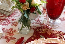 Dreamy Tablescapes / by Cathy Farley