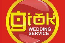 GIOK wedding service / pusat undangan & souvenir