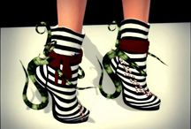 Tim Burton Inspiration :)