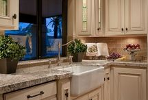 kitchen ideas / by Judy Gibson