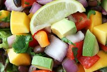 Fit Food - Salads / by Shannon Abercrombie