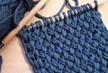 Вязание спицами.Узоры в копилку/основы вязания