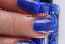 Baroness X Ex Libris nail polish collection