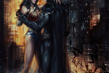 batman X wonder woman
