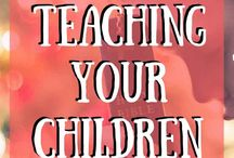 Family Discipleship {How to Teach Your Kids to Love Jesus}