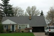 Roofing / Roofing replacement and repair projects completed by Fairview Home Improvement for Cleveland, Ohio area homes.