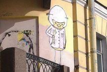 street art. SPB