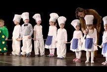 Tanec děti