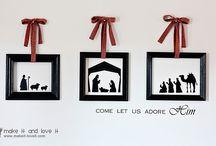 I'll be home for Christmas :)